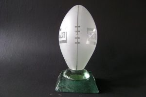 Recycled Glass Trophies, Award Manufacturing Specialists, Shades of Ngwenya